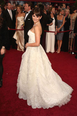 81st Annual Academy Awards_Penelope Cruz