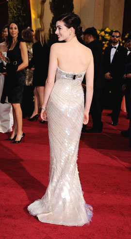 81st Annual Academy Awards_Anne Hathaway