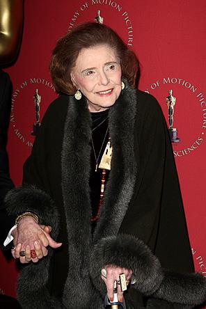 Actress Patricia Neal