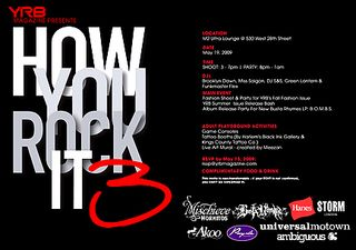 YRB How You Rock It Invite