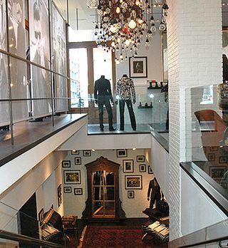Varvatos Soho_Stairwell