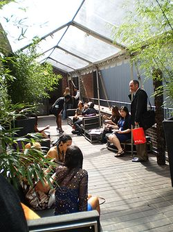 MBFW SPR 2010_DAILY SUITE_Rooftop