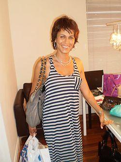 MBFW SPR 2010_DAILY SUITE_Nicole Ari Parker