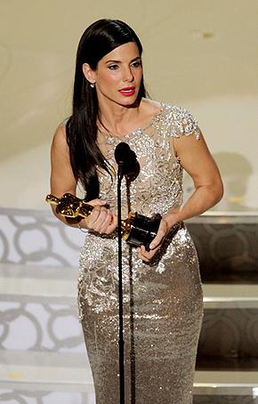 Oscars 2010_Sandra Bullock
