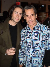 BOCONCEPT HOLIDAY PARTY 2010_GUEST & ROY KEAN