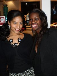 BOCONCEPT HOLIDAY PARTY 2010_ASHLEY SOUSA & GUEST