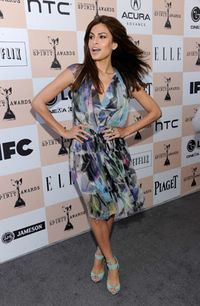 INDEPENDENT SPIRIT AWARDS 2011_EVA MENDES