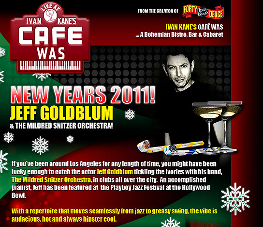 CAFE WAS_NYE_JEFF GOLDBLUM