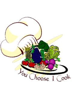 YOU CHOOSE I COOK LOGO