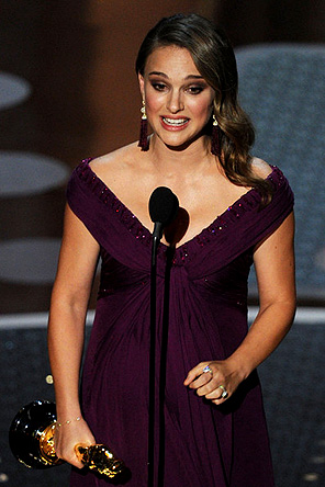 83rd ANNUAL ACADEMY AWARDS_NATALIE PORTMAN ACCEPTANCE SPEECH