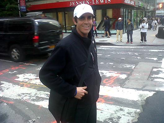 TABBER BENEDICT_ AVON WALK FOR BREAST CANCER NEW YORK 2011