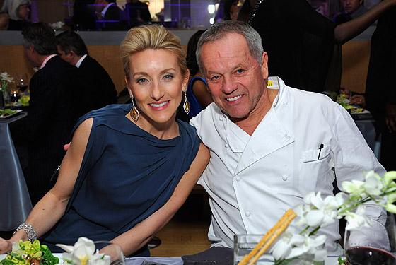 VERTU PRE-OSCAR DINNER 2012_ CASEY GORMAN & WOLFGANG PUCK