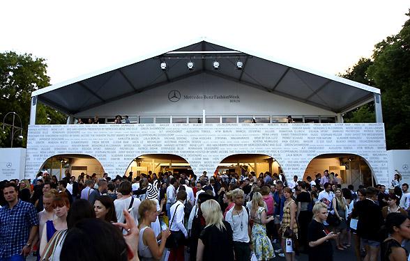Mercedes-Benz Fashion Week Berlin Photo