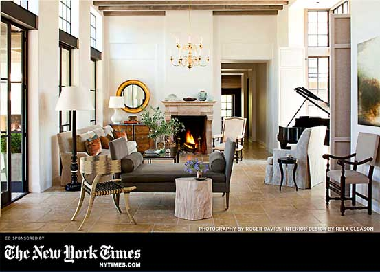 """The Quest For """"it""""® : Architectural Digest Home Design"""