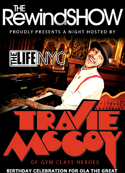 TRAVIE MCCOY INVITE