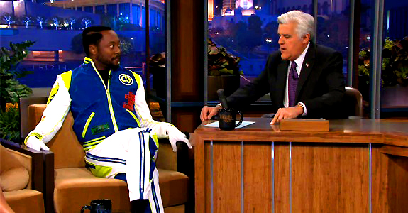 WILL.I.AM_ASHER LEVINE_JAY LENO