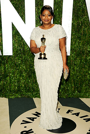 OSCARS 2012_OCTAVIA SPENCER_PASCAL SEGRETAIN