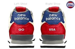 NEW BALANCE OLYMPIC SNEAKER_BACK