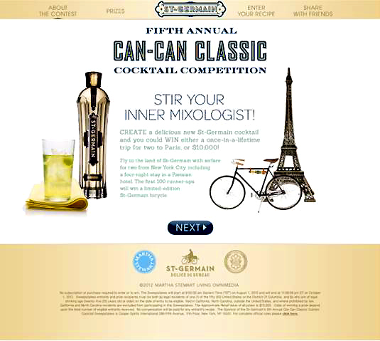 ST GERMAIN CAN  CAN CLASSIC CONTEST