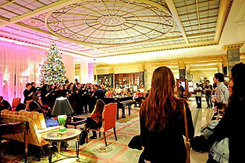 Christmas InterContinental NYC Barclayemailable-42