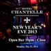NY: NYE 2013 @ Hotel Chantelle