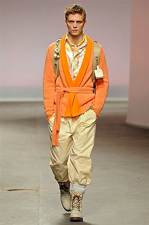 TOPMAN DESIGN RUNWAY SHOT AW 2013