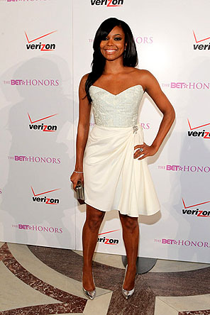 GABRIELLE UNION IN TACORI