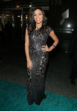 THE HIP HOP INAUGURAL BALL_ROSARIO DAWSON