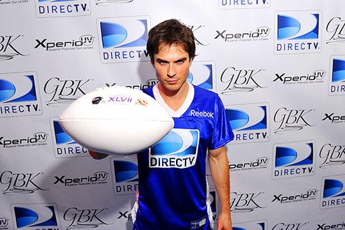 7TH ANNUAL DIRECT TV BOWL_IAN SOMMERHALDER