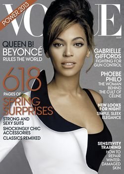 VOGUE MARCH ISSUE 2013_BEYONCE