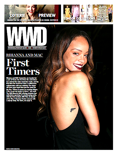 WWD_RIHANNA & MAC