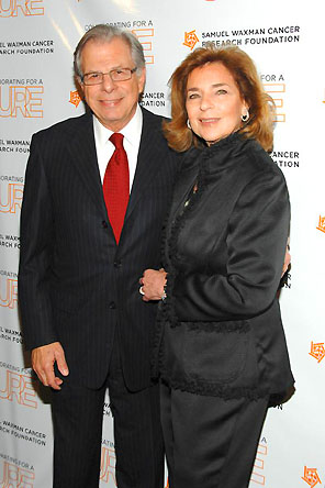 15TH ANNUAL COLLABORATING FOR A CURE_SAM WAXMAN & MARION WAXMAN
