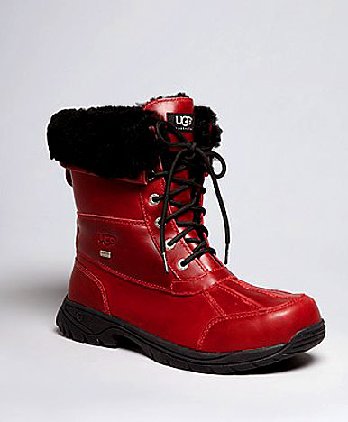 UGG® Australia Butte Leather Boots