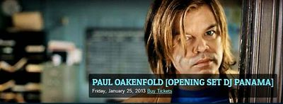 THE STAR BAR UTAH PAUL OAKENFOLD