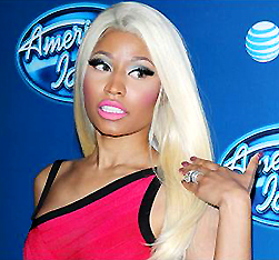 NICKI MINAJ AMERICAN IDOL NICK NAMES