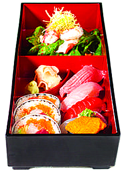 NOBU HIGHROLLER BENTO BOX