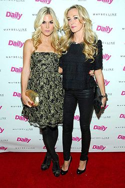 DAILY 10 YR ANNIVERSARY DINNER_TINSLEY MORTIMER & DABNEY MERCER