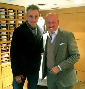 DANIEL DAY LEWIS & DOMENICO VACCA