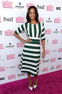 JAMESON AT 28TH INDEPENDENT SPIRIT AWARDS_ZOE SALDANA