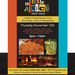 Panla Taste of Africa Nov. 15 @ TAJ