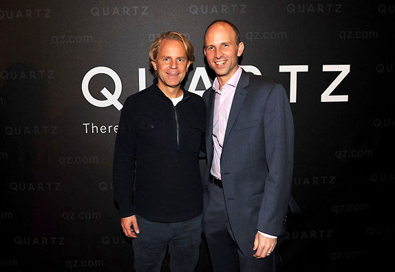 QUARTZ LAUNCH_JUSTIN SMITH + KEVIN DLEANEY