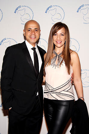 NYSPCC 2012 GALA_DAVID USHERY & WIFE