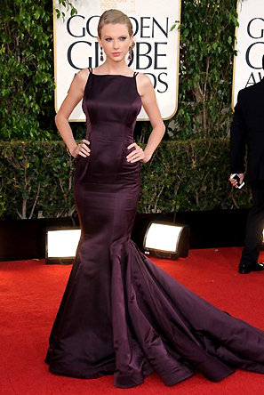 GOLDEN GLOBES 2013_TAYLOR SWIFT
