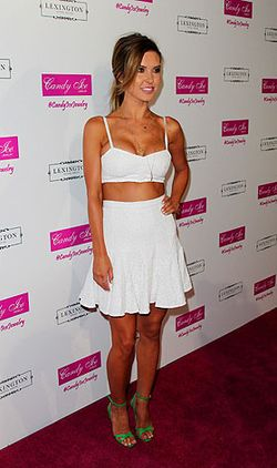 Candy Ice Audrina Patridge