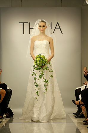 THEIA BRIDAL 2014-WEDDING DRESS 2