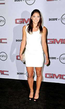 BODY AT ESPYS 2013_HOPE SOLO