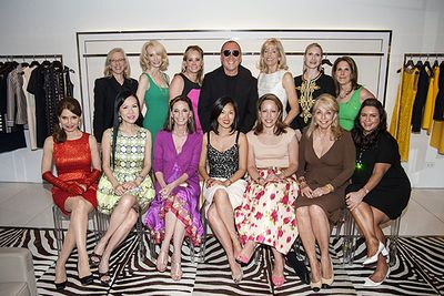COUTURE COUNCIL _MICHAEL KORS PRE FALL PRESENTATION