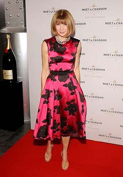 MOET 270 YEARS-ANNA WINTOUR