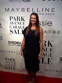 PARK AVENUE GARAGE SALE_BROOKE SHIELDS