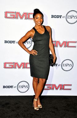 BODY AT ESPYS 2013_ GABRIELLE UNION